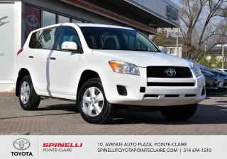 Used 2012 Toyota RAV4 LE FWD for sale in Pointe-Claire, QC