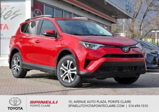 Used 2017 Toyota RAV4 LE AWD for sale in Pointe-Claire, QC