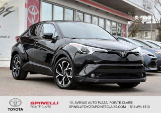 Used 2018 Toyota C-HR XLE Premium for sale in Pointe-Claire, QC