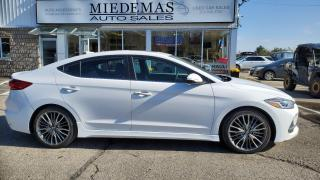 Used 2018 Hyundai Elantra Sport tech for sale in Mono, ON