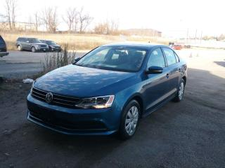 Used 2015 Volkswagen Jetta S for sale in Innisfil, ON