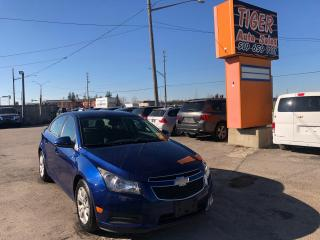 Used 2013 Chevrolet Cruze LT Turbo**RUNS GREAT**4 CYLINDER**AUTO**CERTIFIED for sale in London, ON
