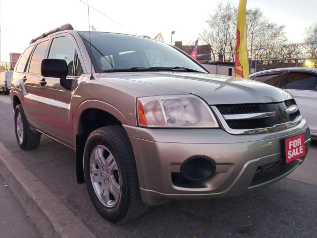 2007 Mitsubishi Endeavor LS-EXTRA CLEAN-AWD-ONLY 126MILES-ALLOYS-MUST SEE!
