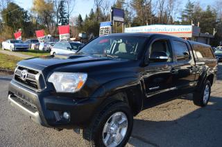 Used 2015 Toyota Tacoma 4x4 DOUBLE CAB TRD SPORT HEATED SEAT ALLOY WHEELS for sale in Richmond Hill, ON