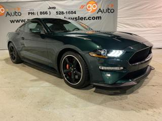 Used 2019 Ford Mustang BULLITT for sale in Peace River, AB