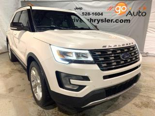 Used 2017 Ford Explorer XLT for sale in Peace River, AB