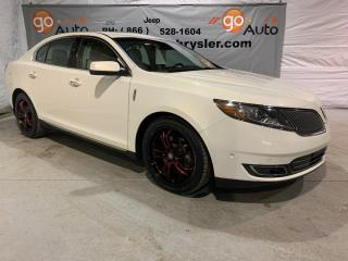 Used 2013 Lincoln MKS EcoBoost 4dr AWD Sedan for sale in Peace River, AB