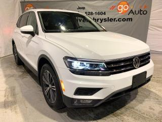 Used 2020 Volkswagen Tiguan Highline for sale in Peace River, AB