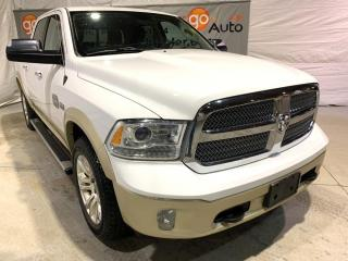 Used 2013 RAM 1500 LARAMIE LONGHORN for sale in Peace River, AB