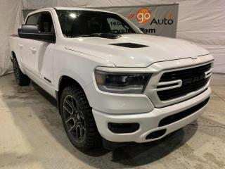 Used 2019 RAM 1500 SPORT for sale in Peace River, AB