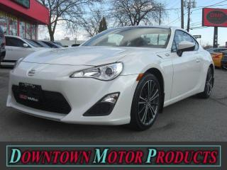 Used 2016 Scion FR-S Coupe for sale in London, ON