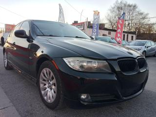 Used 2009 BMW 3 Series 323i-LEATHER-NAVI-SUNROOF-BLUETOOTH-AUX-ALLOYS for sale in Scarborough, ON