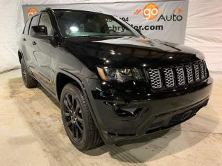 New 2021 Jeep Grand Cherokee Altitude for sale in Peace River, AB