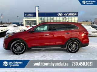 Used 2017 Hyundai Santa Fe XL LIMITED/7PASS/NAV/COOLED SEATS/LEATHER for sale in Edmonton, AB
