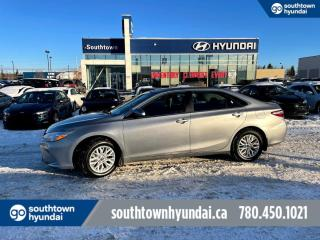 Used 2017 Toyota Camry LE/BACK UP CAMERA/BLUETOOTH/HEATED SEATS for sale in Edmonton, AB