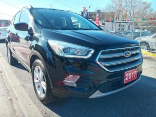 Used 2017 Ford Escape SE-EXTRA CLEAN-ONLY 107K-NAVI-BK CAM-BLUETOOTH-AUX for sale in Scarborough, ON