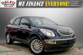Used 2009 Buick Enclave CXL / 7 PASSENGERS / LEATHER / CAM / HEATED SEATS for sale in Hamilton, ON