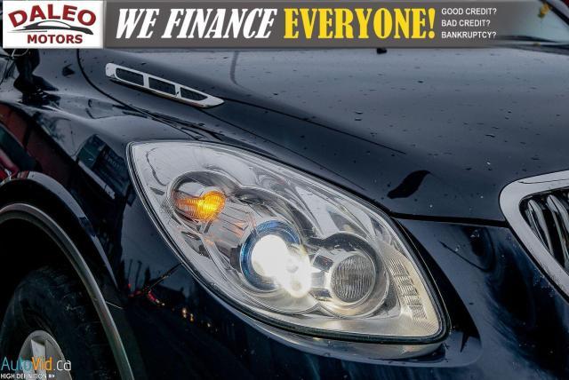 2009 Buick Enclave CXL / 7 PASSENGERS / LEATHER / CAM / HEATED SEATS Photo2