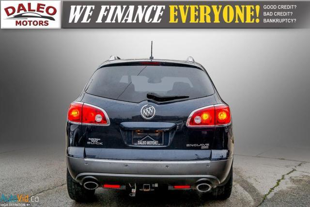 2009 Buick Enclave CXL / 7 PASSENGERS / LEATHER / CAM / HEATED SEATS Photo7