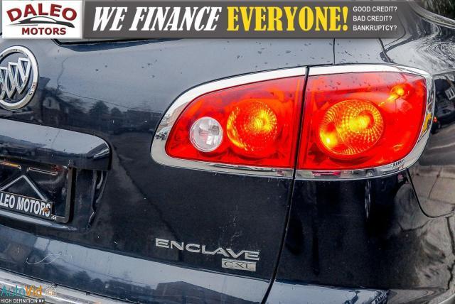 2009 Buick Enclave CXL / 7 PASSENGERS / LEATHER / CAM / HEATED SEATS Photo10