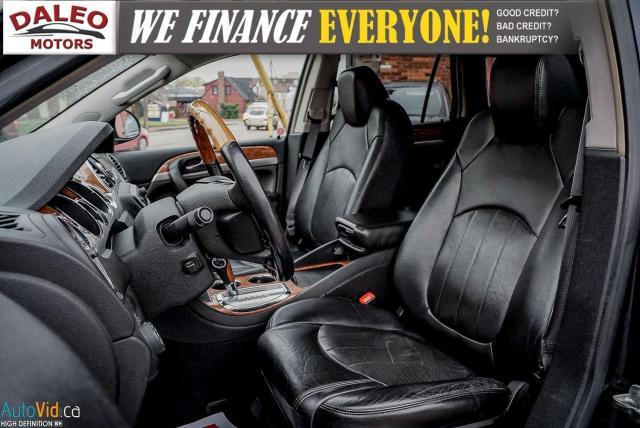 2009 Buick Enclave CXL / 7 PASSENGERS / LEATHER / CAM / HEATED SEATS Photo11