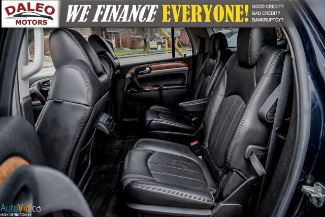 2009 Buick Enclave CXL / 7 PASSENGERS / LEATHER / CAM / HEATED SEATS Photo12