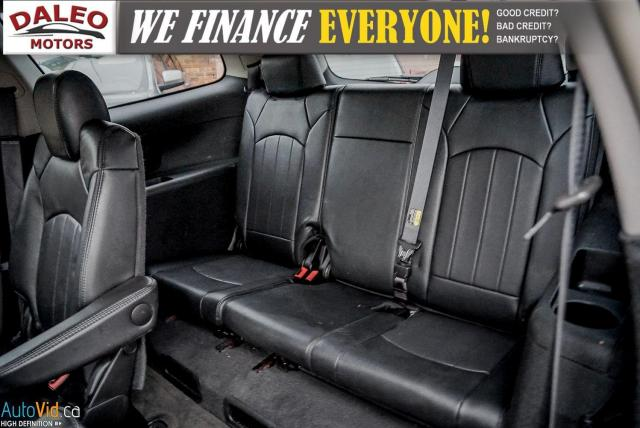 2009 Buick Enclave CXL / 7 PASSENGERS / LEATHER / CAM / HEATED SEATS Photo13
