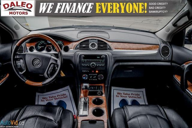 2009 Buick Enclave CXL / 7 PASSENGERS / LEATHER / CAM / HEATED SEATS Photo14