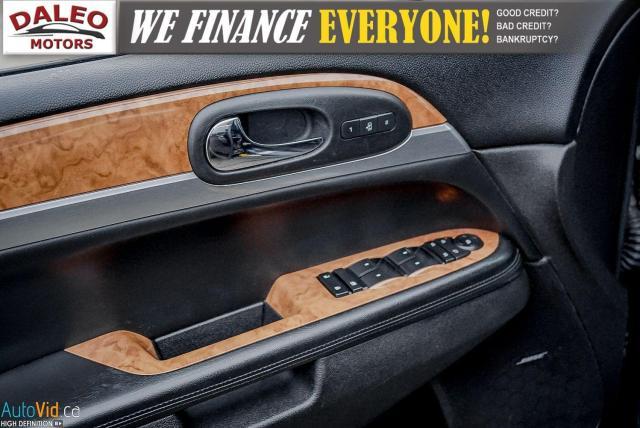2009 Buick Enclave CXL / 7 PASSENGERS / LEATHER / CAM / HEATED SEATS Photo17