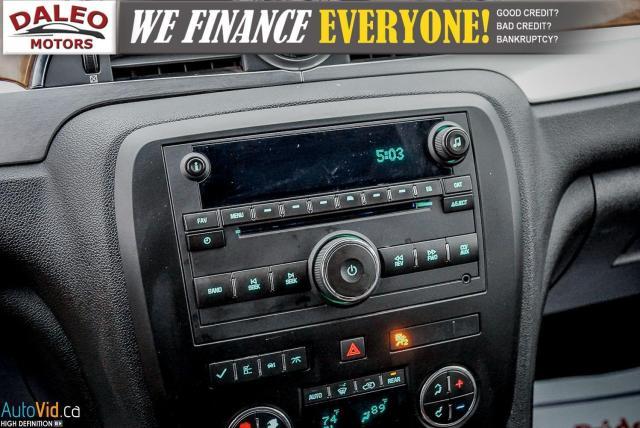 2009 Buick Enclave CXL / 7 PASSENGERS / LEATHER / CAM / HEATED SEATS Photo23