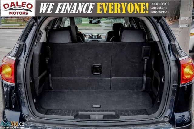 2009 Buick Enclave CXL / 7 PASSENGERS / LEATHER / CAM / HEATED SEATS Photo27