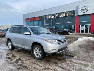 Used 2013 Toyota Highlander LE, V6, AWD, 7 PASSENGER for sale in Edmonton, AB