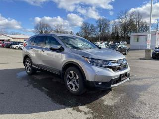 Used 2018 Honda CR-V EX-L 4dr AWD Sport Utility for sale in Brantford, ON