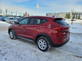 New 2021 Hyundai Tucson PREFERRED:APPLE CARPLAY/PROXY KEY/SAFETY PKG/HEATED SEATS AND STEERING for sale in Edmonton, AB