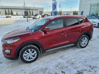 New 2021 Hyundai Tucson PREFERRED FWD:APPLE CARPLAY/PROXY KEY/SAFETY PKG/HEATED SEATS AND STEERING for sale in Edmonton, AB