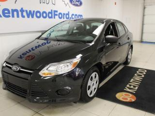 Used 2014 Ford Focus S | Front Wheen Drive | Ultra LOW kms | fuel Efficient Manual transmission for sale in Edmonton, AB