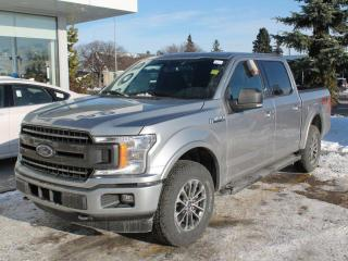 New 2020 Ford F-150 XLT | 4x4 | Sport Pkg | 302a | Heated Cloth Buckets | Trailer Brake | Nav for sale in Edmonton, AB