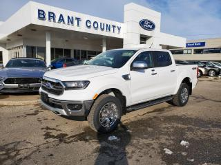 New 2020 Ford Ranger LARIAT for sale in Brantford, ON