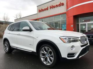 Used 2015 BMW X3 xDrive35i for sale in Courtenay, BC
