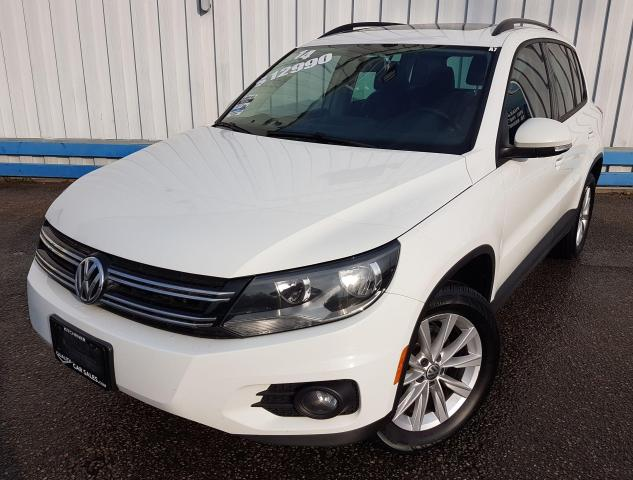 2014 Volkswagen Tiguan Comfortline *LEATHER-SUNROOF*