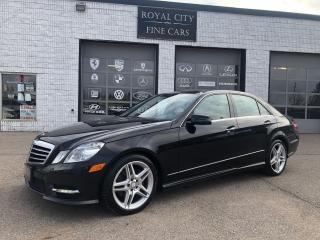 Used 2013 Mercedes-Benz E-Class E 350 BlueTEC for sale in Guelph, ON