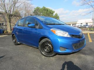 Used 2012 Toyota Yaris LE for sale in Mississauga, ON