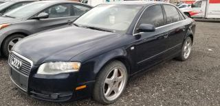 Used 2007 Audi A4 quattro for sale in Concord, ON