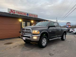 Used 2017 RAM 3500 Laramie for sale in Millbrook, NS