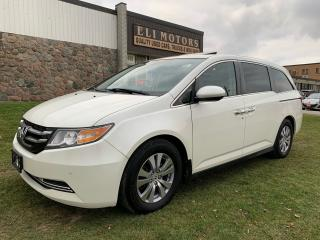 Used 2017 Honda Odyssey EX-L NAVIGATION REAR VIEW CAMERA SIDE CAMERA for sale in North York, ON