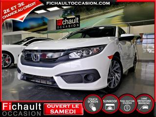Used 2018 Honda Civic EX CVT **** ROUES D HIVER INCLUS**** for sale in Châteauguay, QC