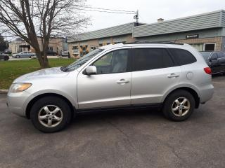 Used 2008 Hyundai Santa Fe GL 5-Pass for sale in Waterloo, ON