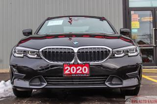 Used 2020 BMW 3 Series 330i xDrive|ACCIDENT FREE|BACKUP CAM|LEATHER|NAV for sale in Brampton, ON