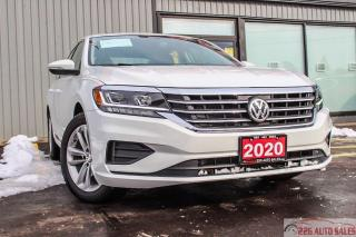 Used 2020 Volkswagen Passat HIGHLINE|ACCIDENT FREE|BACKUP CAM|LEATHER|SUNROOF for sale in Brampton, ON