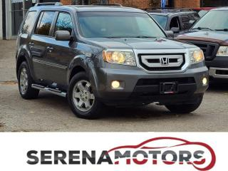 Used 2010 Honda Pilot TOURING | 8 PASS. | TOP OF THE LINE | NO ACCIDENTS for sale in Mississauga, ON